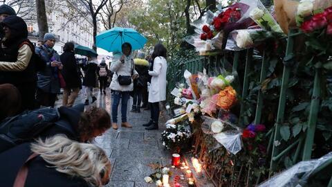 A un año de los ataques de París aún no se sabe quiénes fueron los respo...
