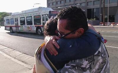 Hombre hispano recuperó su libertad tras 17 años de injusta prisión