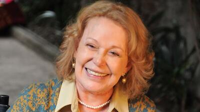 La primera actriz destacó por sus actuaciones en cine, teatro y televisión.