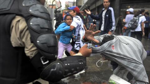Venezolanos, cubanos, centroamericanos, colombianos... Estas son las pre...