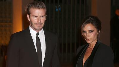 ¿Dónde pasarán los Beckham las fiestas navideñas?