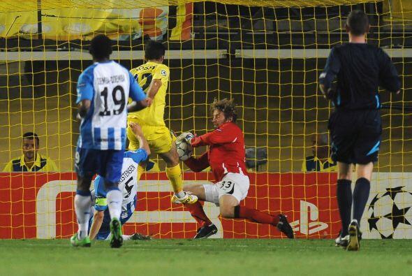 El Villarreal tenía que remontar su eliminatoria ante el Odense.