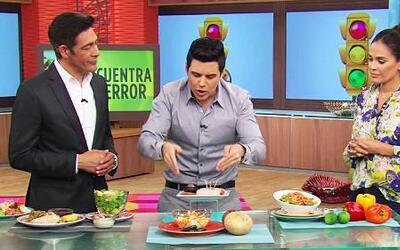 Encuentra el error en tu dieta, parte 2