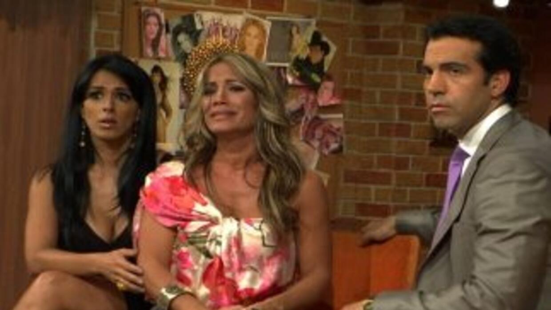 Melina rompe en llanto durante la broma que les jugó a Felipe y Marisa h...