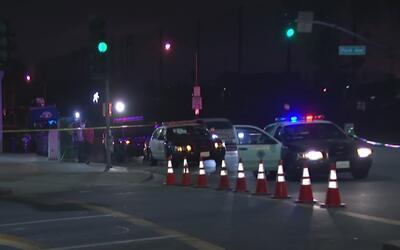Autoridades investigan accidente en el que un hombre murió atropellado e...