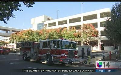Fatal incendio dejó un fallecido