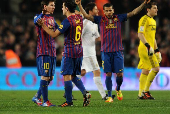 En enero, el conjunto catalán se impuso en semifinales de la Copa...