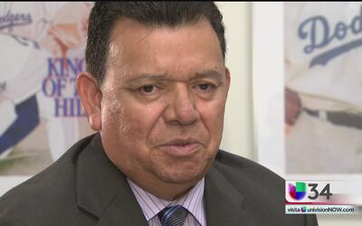 Fernando Valenzuela en La Mesa – Parte 1