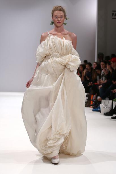 En el mundo de la moda existen maravillosas creaciones, pero también otr...