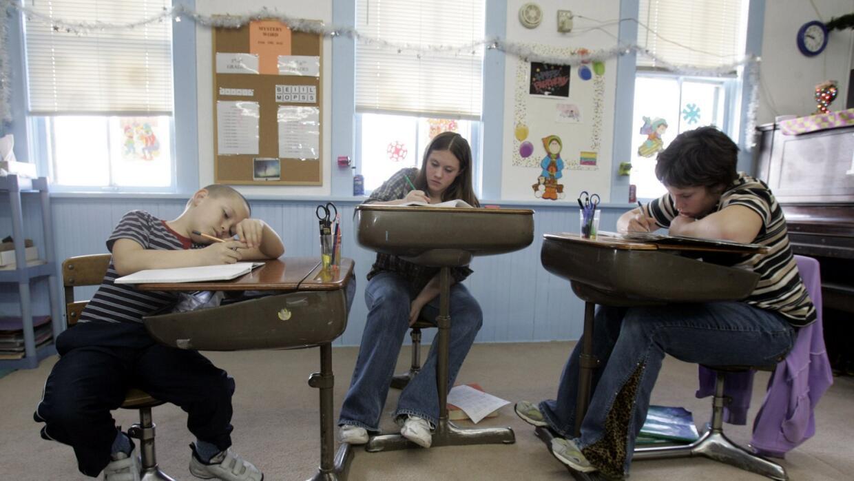 La cantidad de horas que pasan sentados en la escuela promueve la obesidad
