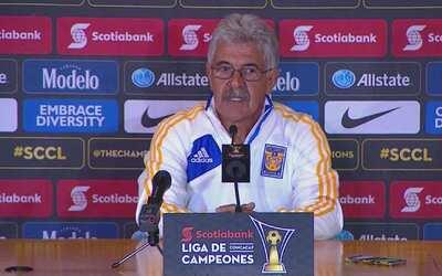 """Ricardo 'Tuca' Ferretti: """"Si se ganaran los torneos nada más por dinero,..."""