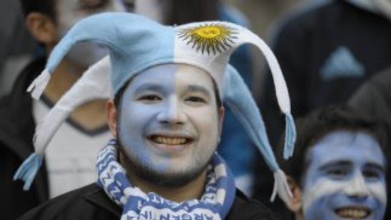 Fue en Argentina de cara a un juego con el Pachuca de México. Allá está...