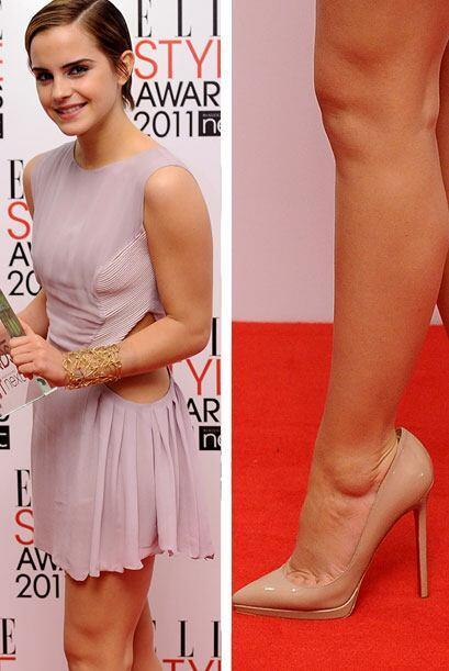 Los mejores zapatos de Emma Watson