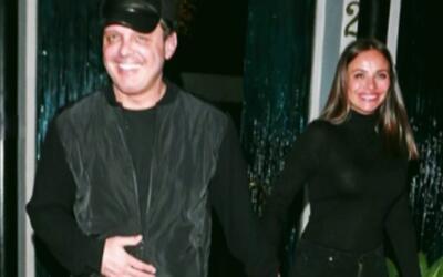 Luis Miguel salió de lujoso restaurante con dos de sus vicios: una chica...