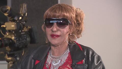 La cantante dominicana Fefita La Grande confiesa a sus 73 años que quier...