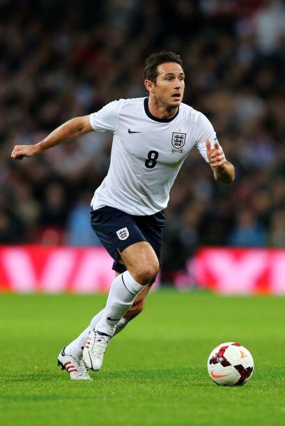 Frank Lampard: Volante ofensivo con un remate poderoso pero tambi&eacute...