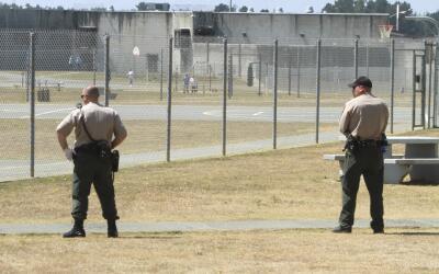 Cárcel de máxima seguridad Pelican Bay, en el norte de Cal...