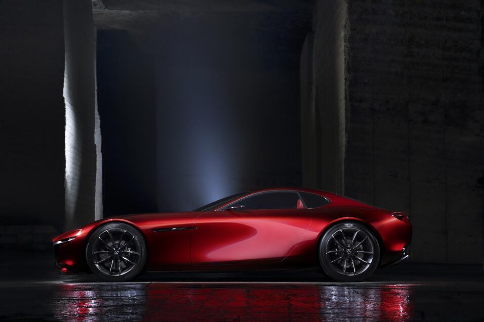 Mazda revela su RX-VISION Concept