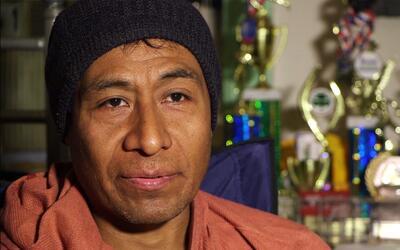 Antonio Tizapa, padre del desaparecido Jorge Antonio Tizapa Legide&ntild...