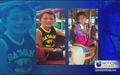 Presentan cargos a madre por el asesinato de sus dos hijos