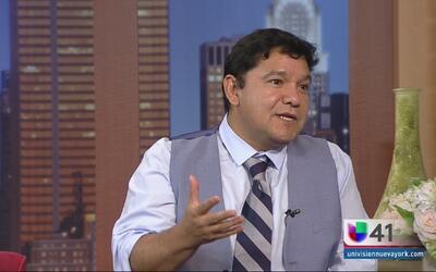 Rubén Rivera presenta una nueva mirada a la inmigración