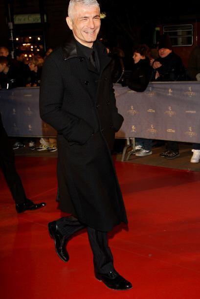 Previo a la gala, se vio desfilar por la alfombra roja a personalidades...