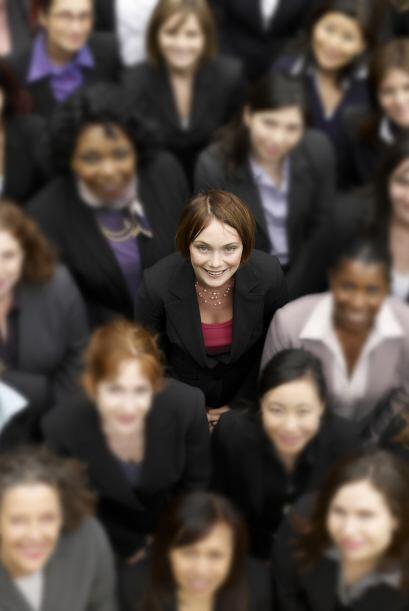 Al ser preguntadas sobre su definición de éxito, las mujeres citan con m...