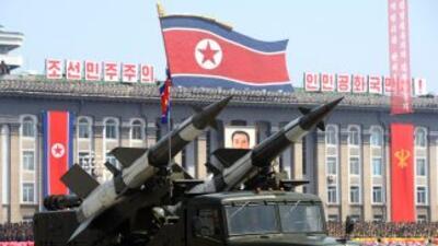 Corea del Norte adirmó que continuará con el lanzamiento de satélites y...