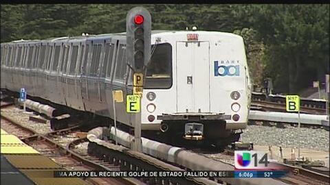 Usuarios del BART se verán afectados por el cierre de tres estaciones