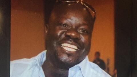 Foto sin fecha de Alfred Olango tomada con un celular ditribuída por Dan...