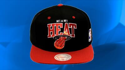 Gorra Miami Heat