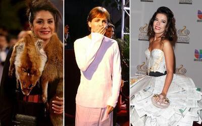 Fashion disasters de Premio Lo Nuestro