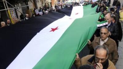 Los opositores cifran en más de ocho mil 500 los fallecidos desde que, e...