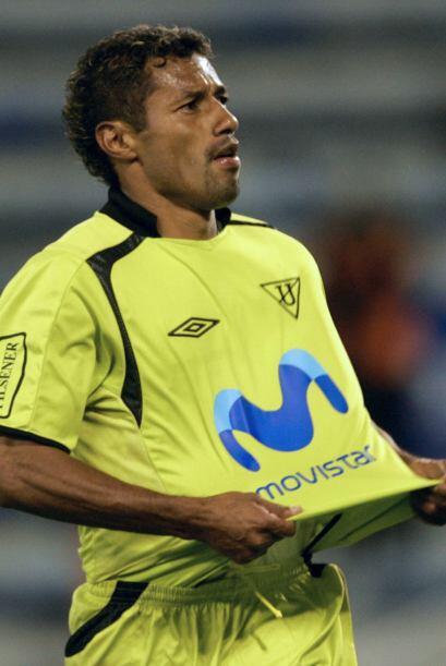 Roberto Palacios formó parte del plantel y dejó su huella...