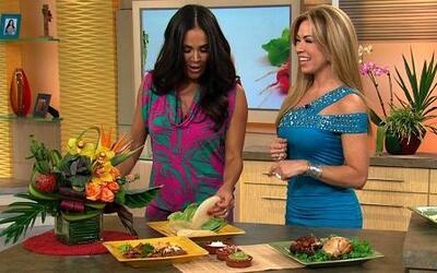 Sigue comiendo lo que te gusta con los consejos de Claudia Molina