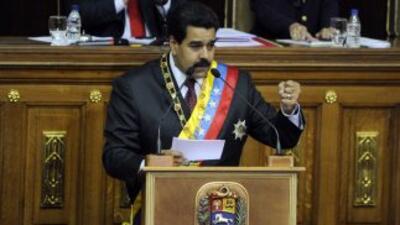 """El mandatario destacó que los venezolanos """"no sólo lamentaron la pérdida..."""