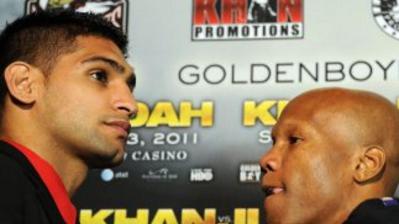 La función Khan.Judah tendrá buen respaldo en Las Vegas.
