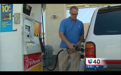 Continúan los aumentos en el precio de la gasolina