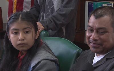 Se presentó en corte Mario Vargas, padre de la menor que le pidió al pap...