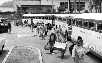 La política de deportaciones de Eisenhower fue duramente criticad...
