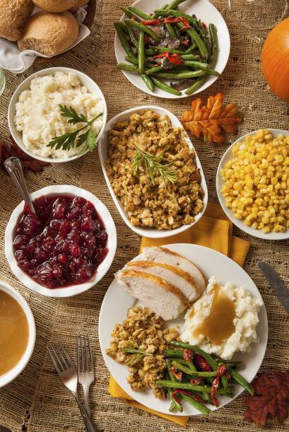 Para la cena de Acción de Gracias, dale tu toque latino a los platillos...
