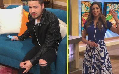 Detrás de cámaras: William se lastimó su rodilla, ¿y qué haría Lourdes s...