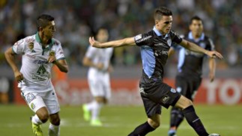León cayó ante Bolivar y tendrá que jugarse su pase a octavos de final e...
