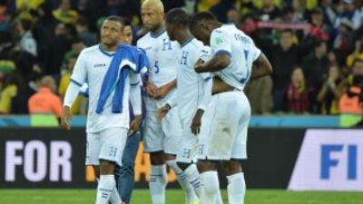 Habrá limpia en la selección de Honduras.