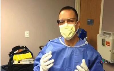 Punto y Seguido: Observa cómo los médicos usan Google Glass