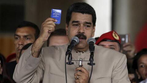 Nicolás Maduro estaría salpicado por sobornos de Odebrecht