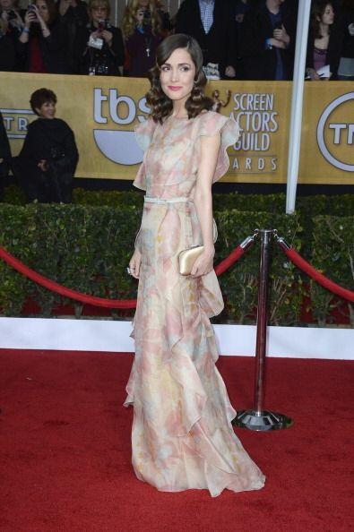 A Rose Byrne le estará yendo de maravilla en su carrera de cine,...