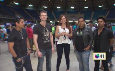 DejaVu en Copa Univision San Antonio