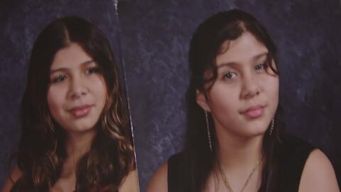 Dos hermanas gemelas hispanas mueren en un accidente de tránsito en Chicago