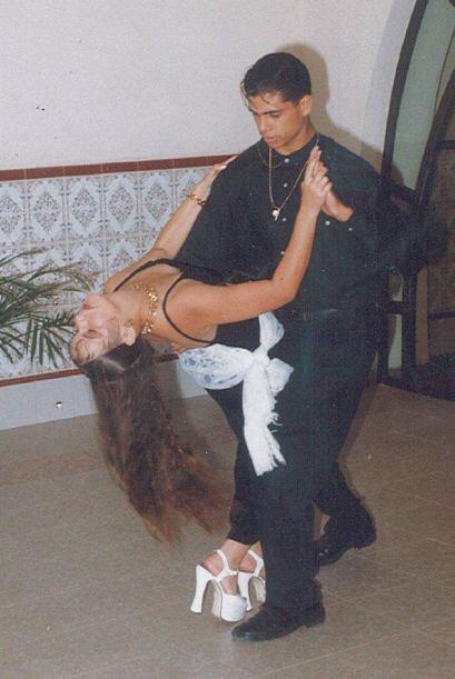 Pedro siempre agradeció a los bailarines por enseñarle a bailar diferent...